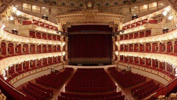 ABBONAMENTO SPECIALE EVENTI (10 Spettacoli al Teatro Petruzzelli)