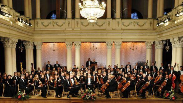KIEV RADIO SIMPHONY ORCHESTRA Direttore VLADIMIR SHEIKO Pianista GIUSEPPE ALBANESE