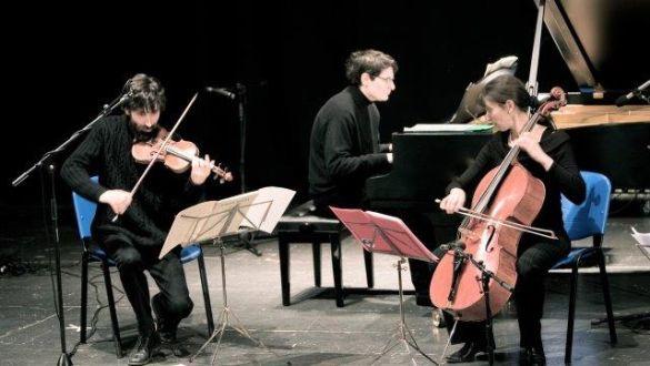 TRIO DEBUSSY - Omaggio al Cantautore Paolo Conte