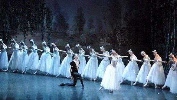 Classical Russian Ballet in GISELLE