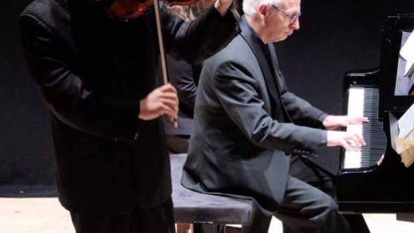 Violinista SHLOMO MINTZ - Pianista SANDER SITTING