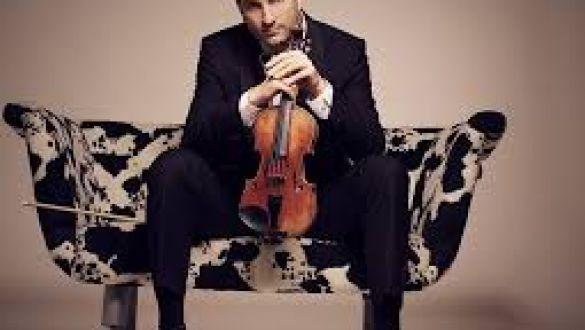Violinista STEFAN MILENKOVICH - Pianista ROHAN DE SILVA