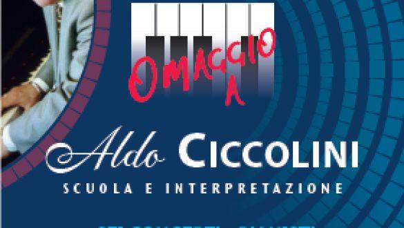 ABBONAMENTO RASSEGNA I Grandi Maestri - Omaggio ad Aldo Ciccolini - (6 concerti)