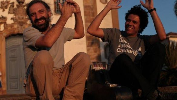 DUO STEFANO BOLLANI & HAMILTON DE HOLANDA
