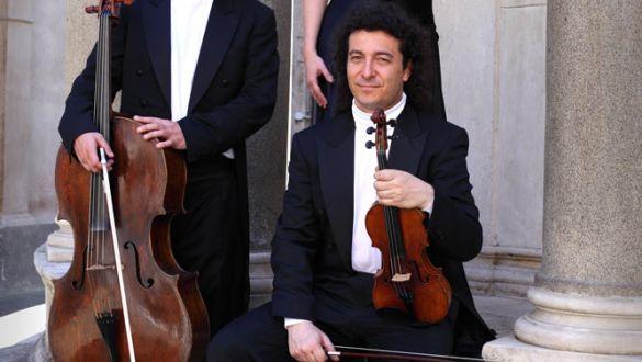 ARS TRIO DI ROMA - Pianoforte LAURA PIETROCINI - Violino MARCO FIORENTINI - Violoncello VALERIANO TADDEO