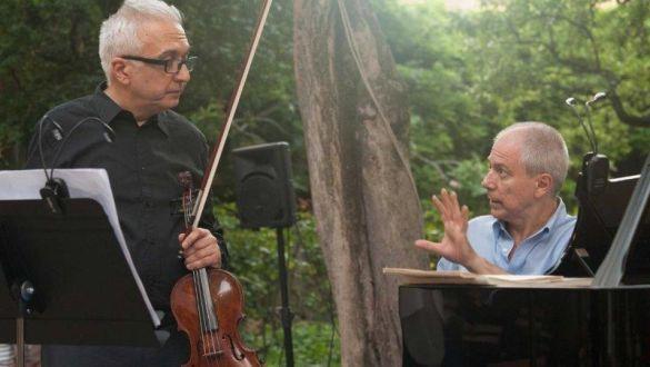 VINCENZO DE FELICE violino - STEFANO MALFERRARI pianoforte