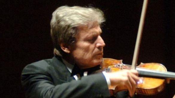Violinista UTO UGHI - Pianista MICHAIL LIFITS