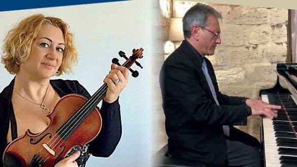 DUO GIULIA BUCCARELLA Violino - GIUSEPPE CAMPAGNOLA Pianoforte