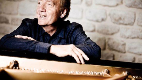 Pianista FRANCOIS-JOEL THIOLLIER