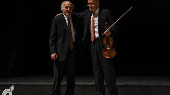 Violinista SALVATORE ACCARDO Pianista BRUNO CANINO