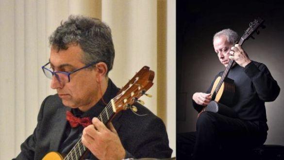 Chitarristi LEONARDO LOSPALLUTI - UMBERTO CAFAGNA