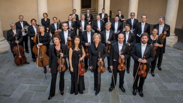 ORCHESTRA DI PADOVA E DEL VENETO - Direttore M. ANGIUS - Violinista A. TIFU
