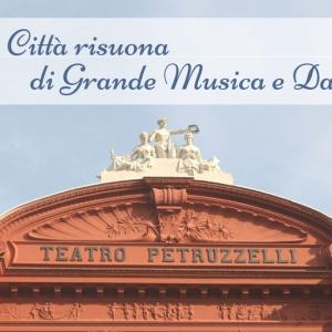 La Città risuona di Grande Musica e Danza...