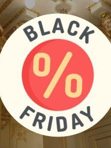 Black Friday: sconti da non perdere per tutti gli spettacoli!