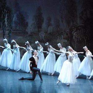 """Promozioni per """"Giselle"""" del Classical Russian Ballet!"""