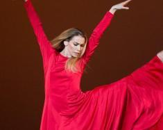 Con Eleonora Abbagnato in 'Puccini' una promo sugli ultimi appuntamenti del Teatrodanza Mediterraneo
