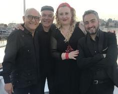 Larry Franco Quartet per l'Anteprima di 'Notti di Stelle'