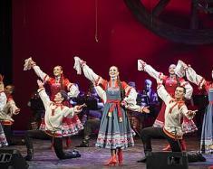 """Il vivace folklore russo con il Balletto Accademico Statale Russo """"E. Popov"""""""