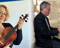 Il duo Buccarella-Campagnola in concerto al Castello Angioino di Mola