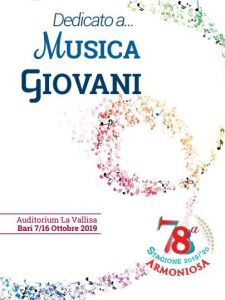 Ritorna 'Dedicato a... Musica Giovani'!
