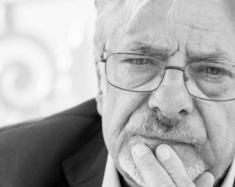 Le 'Parole note' di Giancarlo Giannini