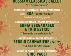 A Natale regala Musica, Danza e Teatro!