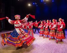 Promozione di Natale per il Balletto Accademico Russo 'E.Popov'