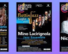 Dal 7 luglio, Notti in Jazz!