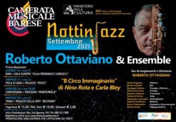 Al via NottinJazz con Roberto Ottaviano & Ensemble
