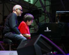 Ramin Bahrami e Danilo Rea nel segno di Bach