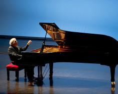 La 73ª Stagione si apre con la leggenda del pianoforte Aldo Ciccolini